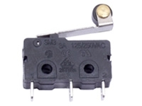 B175F MICRO SWITCH 250V AC ARM M/RUL